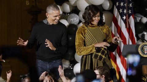 Obama's WH Halloween