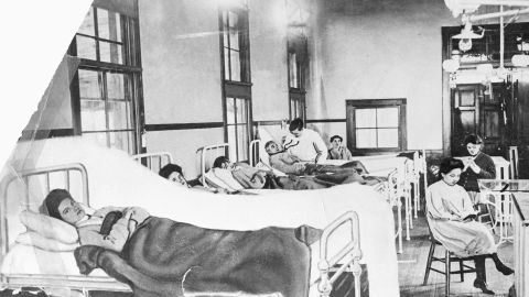 """Mary Mallon, who became known as """"Typhoid Mary,"""" was identified circa 1907 as the controversial """"patient zero"""" in a typhoid fever outbreak in the United States in the early 1900s.<strong> </strong>Although she never had symptoms,<strong> </strong>she was forced into quarantine on two occasions, for a total of 26 years."""