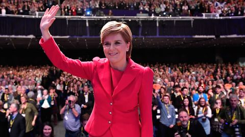 Scottish First Minister Nicola Sturgeon says beginning Brexit would deprave people and businesses in Scotland of rights and freedoms.