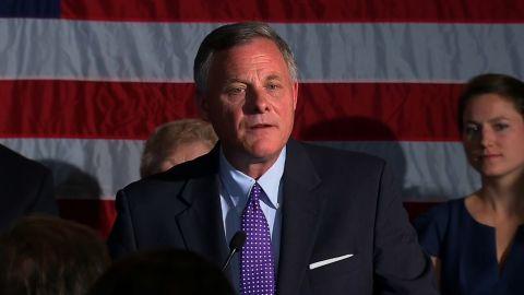 Richard Burr NC Senate