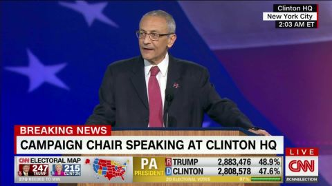 hillary clinton campaign manager john podesta presidential election sot_00005030.jpg