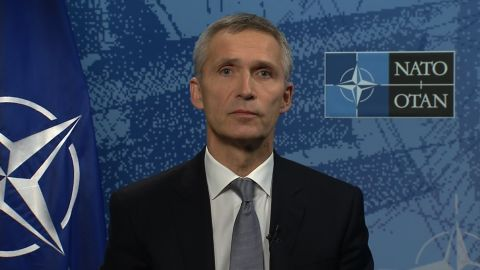 Secretary General of North Atlantic Treaty Organization (NATO) gives his reaction from the result of the U.S. elections.