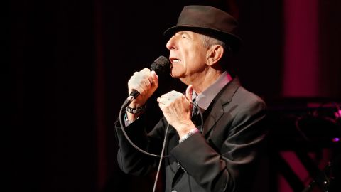 """Canadian singer-songwriter<a href=""""http://www.cnn.com/2016/11/10/entertainment/leonard-cohen-singer-songwriter-dead/index.html"""" target=""""_blank""""> Leonard Cohen</a> died at the age of 82, according to a post on his official Facebook page on November 10. A highly respected artist known for his poetic and lyrical music, Cohen wrote a number of popular songs, including the often-covered """"Hallelujah."""""""