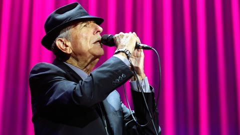 """Canadian singer-songwriter Leonard Cohen has died at the age of 82. Known for his poetic and lyrical music, Cohen wrote a number of popular songs, including the often-covered """"Hallelujah."""""""
