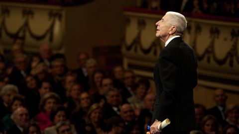 Cohen attends the Prince of Asturias Awards ceremony at the Campoamor Theater on October 21, 2011, in Oviedo, Spain.