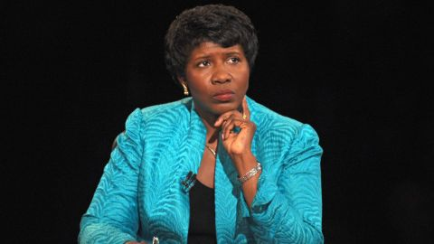 """<a href=""""http://money.cnn.com/2016/11/14/media/gwen-ifill-obituary/index.html"""" target=""""_blank"""">Gwen Ifill</a>, the veteran journalist and newscaster who co-anchored """"PBS NewsHour,"""" died after a battle with endometrial cancer, according to PBS on November 14. She was 61."""