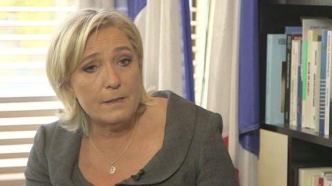 france far right party leader marine le pen interview melissa bell_00000813.jpg