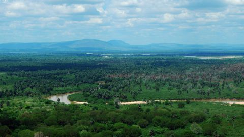 """In the past 30 years, the Chinese have stepped in several times to repair the line, which cuts through the Selous Game Reserve in the south of Tanzania. Stretching 1,860 kilometers from Dar es Salaam to New Kapiri Mposhi, it's still an example showcasing what China can do, experts say.  <em>Photo: Rob</em><a href=""""http://www.bbmexplorer.com/"""" target=""""_blank"""" target=""""_blank""""><em>/BBMExplorer</em></a>"""