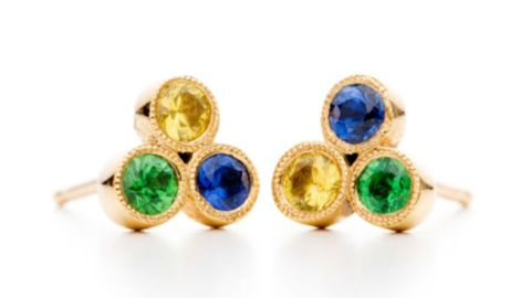 """Fine jewelry designs of Bowen NYC - Worn by celebrities including Alexis Bledel, Nina Agdal and Madison Headrick.   Inspired by our connection to the universe, there is a spiritual element in each design. Check out the sparkly baubles here. <a href=""""http://bowenjewelry.com/"""" target=""""_blank"""" target=""""_blank"""">Check out the sparkly baubles here. </a>"""