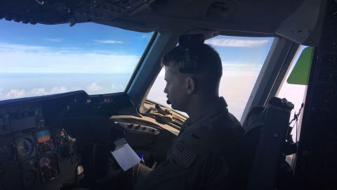 KC 10 crews endure missions of eight to 10 hours hovering over this crucial battlefield against ISIS.