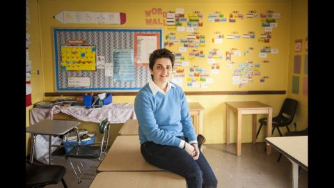 """Top 10 CNN Hero for 2016 <a href=""""http://www.cnn.com/2016/04/14/us/cnnheroes-luma-mufleh-soccer-fugees/index.html"""">Luma Mufleh</a> founded the Fugees Family, a school and soccer program that serve the unique needs of Clarkston, Georgia's refugee population."""