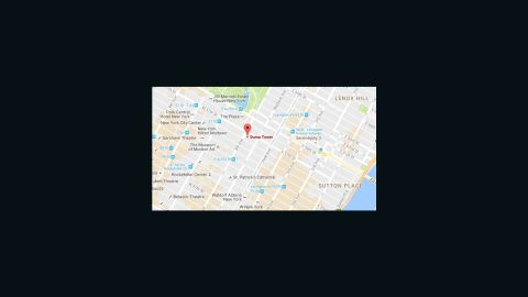 """Trump Tower in NY renamed """"Dump Tower"""" on Google Maps"""