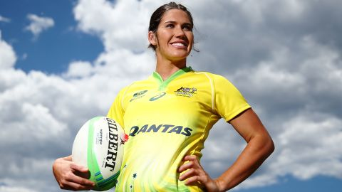 Playmaker Charlotte Caslick will again be a key player as Australia's women seek to defend their Sevens World Series title in 2016-17.