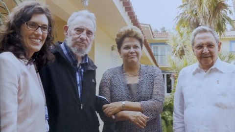 Fidel Castro's personal life is unveiled_00003116.jpg