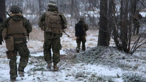 The US is to deploy 300 Marines to Norway from January 2017.