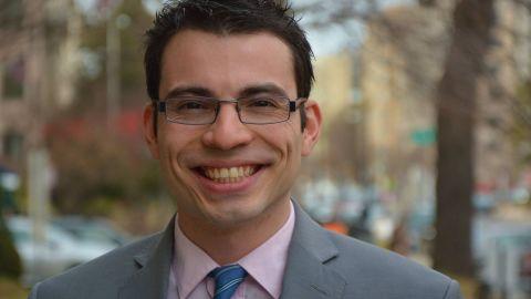 Immigration rights attorney Jose Magaña-Salgado