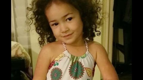 Elsie Mahe, 3, died after accidentally tangling a window blind cord around her neck.
