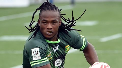 Seabelo Senatla has been overall top try scorer for the past two series, and the speedster will be key to the Blitzboks' hopes of taking the next step up after being runner-up for the last four seasons. South Africa won the bronze medal at Rio 2016.