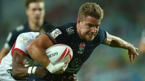 Tom Mitchell (above) captained Great Britain to a surprise silver medal at the Olympics, and he will be hoping England's Rio contingent can improve on last season -- which never matched the heights of reaching the final of the Dubai opener.
