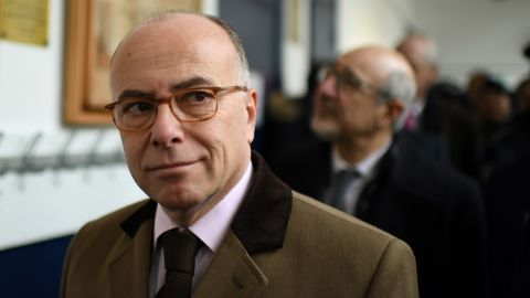 Bernard Cazeneuve is best known for overseeing the nation's security forces in response to a spate of terror attacks.