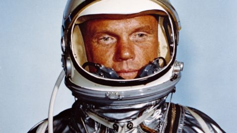 """<a href=""""http://www.cnn.com/2016/12/08/health/john-glenn-dead/index.html"""" target=""""_blank"""">John Glenn, </a>the first American to orbit the Earth, died December 8, according to the Ohio State University. He was 95."""