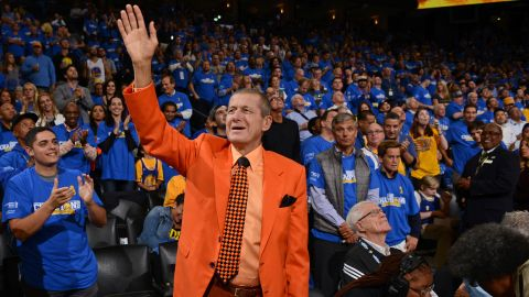 """<a href=""""http://www.cnn.com/2016/12/15/us/craig-sager-dies/index.html"""" target=""""_blank"""">Craig Sager</a>, the longtime Turner Sports sideline reporter best known for his colorful -- and at times fluorescent -- wardrobe, died December 15 after battling acute myeloid leukemia, the network said. He was 65."""
