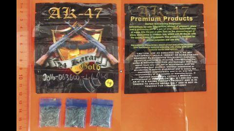 AK-47 24 Karat Gold synthetic marijuana