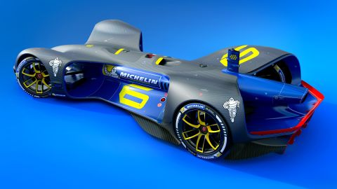 A new robot race car series is set to get underway in 2017.