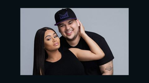 """Rob Kardashian has been on """"Keeping Up With the Kardashians"""" but has been uncomfortable in the spotlight his sisters love so much. He dated pop star Adrienne Bailon for a time and performed on season 13 of """"Dancing With the Stars"""" but has generally kept a low profile (for a Kardashian, anyway). He was involved with model and personality Blac Chyna and their show """"Rob & Chyna"""" followed the couple's tumultuous relationship and the arrival of their daughter, Dream. The couple split and in July 2017 Chyna was <a href=""""http://www.cnn.com/2017/07/10/entertainment/blac-chyna-gma-restraining-order/index.html"""" target=""""_blank"""">granted a temporary restraining order</a> after he posted personal info about her on social media."""