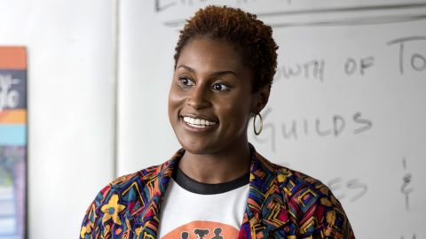 """Comedy is the calling card of the unconventional, and few have broken the mold like rising comedic talent Issa Rae. The 32-year-old artist got her start by bringing to the forefront an underrepresented character in comedy: the """"Awkward Black Girl,"""" whose """"Misadventures"""" Rae chronicled in web series before she developed the lauded HBO comedy """"Insecure."""" With her Web series, new TV show, and memoir, <a href=""""http://www.vulture.com/2016/10/awkward-black-girl-issa-rae-hollywood-c-v-r.html"""" target=""""_blank"""" target=""""_blank"""">New York Magazine</a> observed, Rae has offered a sort of """"mission statement: to depict black women as imperfect subjects, worthy of fascination, with precise, observational humor."""""""