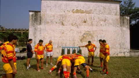 Previously, Chinese rugby has had a military background, but with fairly basic facilities.