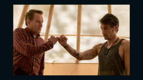 Bryan Cranston and James Franco star in 'Why Him?'
