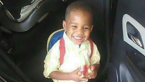 Acen King, 3, was killed in an Arkansas road rage incident.