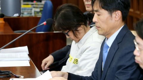 Choi is charged with abuse of power, coercion, attempted coercion and fraud.
