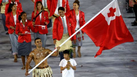 Pita Taufatofua became an Internet sensation when he carried the Tongan flag at the opening ceremony of the Rio 2016 Olympics.