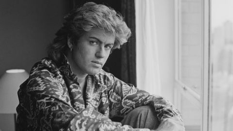 """British pop star <a href=""""http://www.cnn.com/2016/12/25/entertainment/george-michael-death/index.html"""" target=""""_blank"""">George Michael died on Sunday, December 25, 2016</a>. The musician, who shot to fame with the 1980s duo Wham!, was 53 years old."""