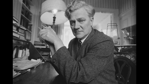 """English novelist <a href=""""http://www.cnn.com/2016/12/27/europe/richard-adams-watership-down-obit/"""" target=""""_blank"""">Richard Adams</a>, author of the famous children's book """"Watership Down,"""" died at the age of 96 on December 24."""