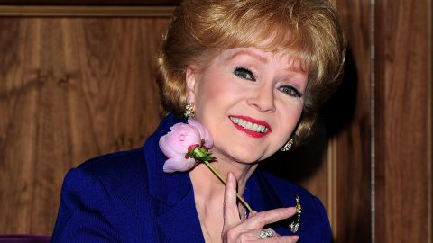 """<a href=""""http://www.cnn.com/2016/12/28/entertainment/debbie-reynolds-hospitalized/index.html"""" target=""""_blank"""">Debbie Reynolds</a>, one of Hollywood's biggest stars in the 1950s and 1960s, died December 28, one day after her daughter, actress Carrie Fisher, passed away. She was 84."""