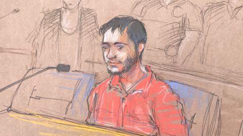 ft lauderdale suspect court sketch
