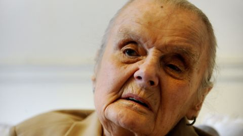 """Veteran war correspondent <a href=""""http://www.cnn.com/2017/01/10/us/clare-hollingworth-obituary/index.html"""">Clare Hollingworth,</a> who broke the news that World War II had started, died on January 10. She was 105."""