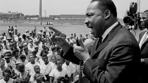 """The Rev. Martin Luther King Jr. shared a belief in """"prophetic spirituality"""" and a fondness for Jackie Robinson with Howard Thurman."""