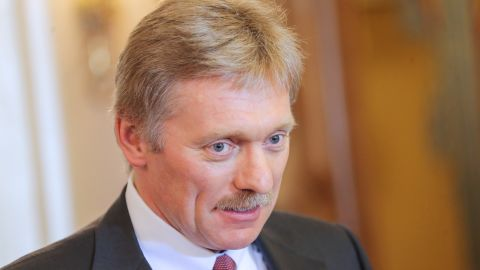 Russian Presidential Spokesman Dmitry Peskov calls for dialogue