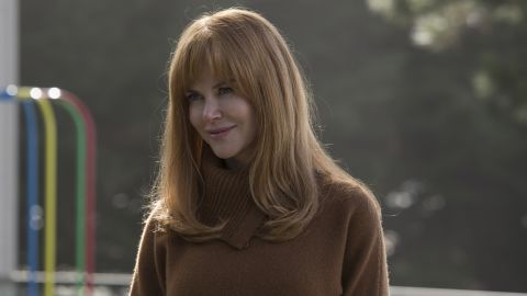 """<strong>Best actress in a miniseries or television film:</strong> Nicole Kidman, """"Big Little Lies"""""""