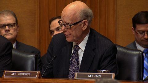 senator roberts mnuchin hearing 2