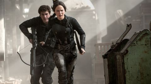 """""""The Hunger Games: Mockingjay - Part 1"""" (2014)"""