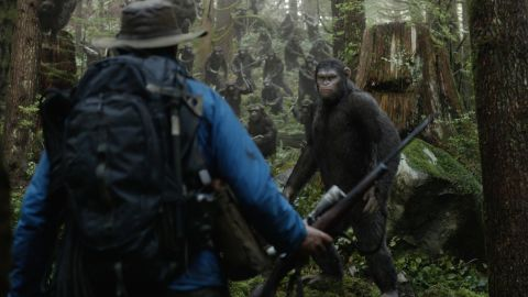 """""""Dawn of the Planet of the Apes"""" (2014)"""
