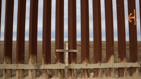 """The US-Mexico border spans 1,933 miles. It runs from the Pacific Ocean to the Gulf of Mexico, across California, Arizona, New Mexico and Texas. President Trump's pledge to build a wall along the border was a key part of his campaign. He said this month that early construction of the wall would be funded with US tax dollars in order to get started quickly, and promised that Mexico """"will reimburse us."""" Click through this gallery to see scenes from the border and perspectives from those who live and work near it."""