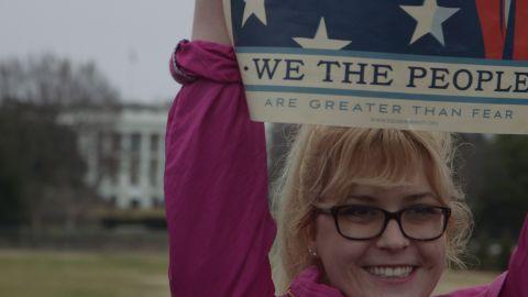 Women's March warns Trump: Listen — or else