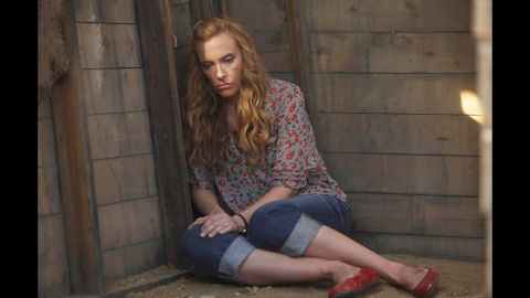 """Toni Collette played a suburban mother with multiple personalities in Showtime's """"United States of Tara."""""""