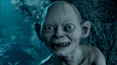 """The power of the ring created alter-ego Gollum from hobbit Smeagol, who argue between themselves in """"The Lord of the Rings: The Two Towers"""" and other films in the franchise."""